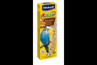 Vitakraft Крекер   для попугаев  со злаками и медом (2шт)