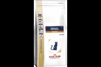 Royal Canin Renal Select Feline- диетический корм для взрослых кошек при болезни почек 4 кг