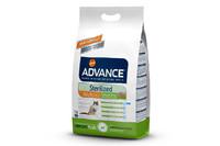 Advance (Эдванс) Cat Sterilized - корм для стерилизованных котов и кошек. с индейкой 15кг