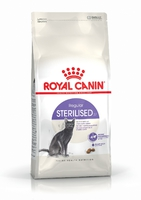 Royal Canin Sterilised 37 для взрослых стерилизованных котов и кошек 10 кг