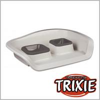 TRIXIE TX-24720 Миски на подставке для котов TRIXIE