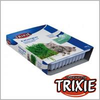 TRIXIE TX-4235 Трава для кота с поддоном TRIXIE