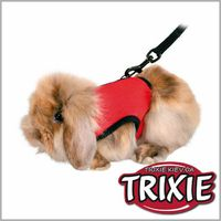TRIXIE TX-61512 Шлейка-жилетка для грызунов TRIXIE