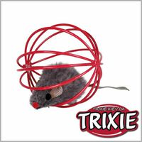 TRIXIE TX-4115 Набор для кошки TRIXIE -Мягкие Мышки