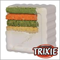TRIXIE TX-6017 Мел с овощными палочками для грызунов TRIXIE