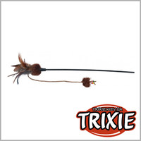TRIXIE TX-45741 Удочка с бабочкой для кошки TRIXIE