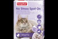 Beaphar Успокаивающие капли No Stress Spot On для кошек, 3 пип