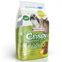 Versele-Laga Crispy КРОЛИК (Cuni) зерновая смесь корм для карликовых кроликов