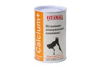 Vitamall (Витамол) Calcium + Витамины для собак и кошек с высоким содержанием кальция 300 г