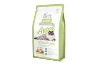Brit Care Cat Angel с курицей и рисом для пожилых кошек