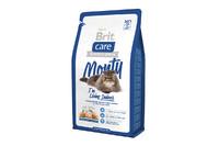 Brit Care Cat Monty с курицей и рисом для кошек, живущих в доме 7 кг
