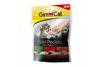 Подушечки NutriPockets Malt-Vitamin Mix Gimborn GimCat