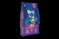 Brit Premium Cat Light для кошек с избыточным весом