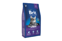 Brit Premium Cat Senior для пожилых кошек
