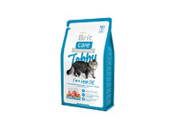 Brit Care Cat Tobby с уткой и курицей для кошек крупных пород 7 кг