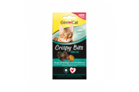 Хрустящие мясные шарики для зубов Gimcat Crispy Bits Dental