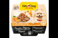 Gimdog Фрути Меню Рагу из ягненка, абрикоса и овощей 100г