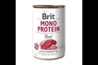 Brit Mono Protein Dog k 400 g для взрослых собак с говядиной