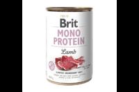 Brit Mono Protein Dog k 400 g для взрослых собак с ягненком
