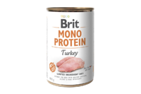 Brit Mono Protein Dog k 400 g для взрослых собак с индейкой